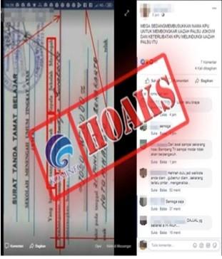Megawati sedang Membusukkan Nama KPU untuk Membongkar Ijazah Palsu Jokowi