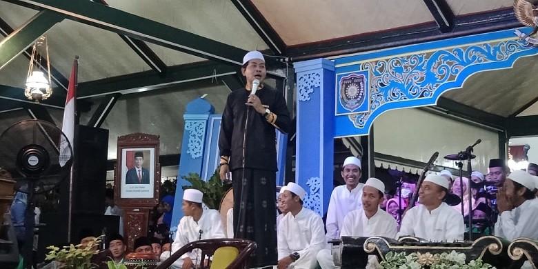 Dinkominfo Siarkan Langsung Pengajian Bersama KH Anwar Zahid