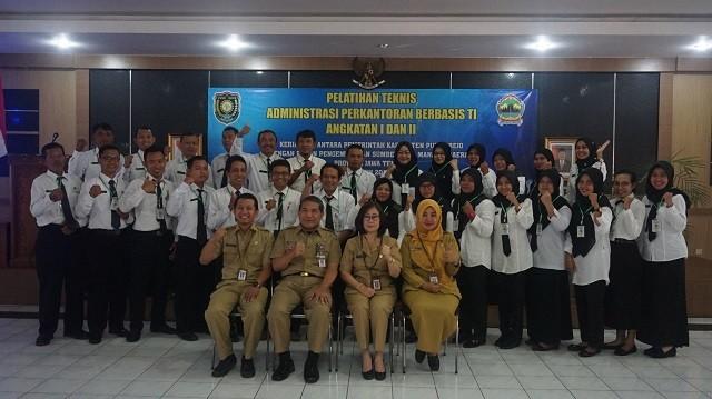 BKD Kabupaten Purworejo adakan Bintek Administrasi Berbasis TI