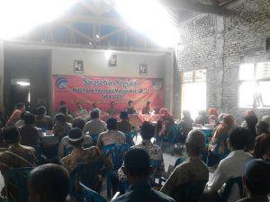 Kegiatan Sarasehan Kelompok Informasi Masyarakat Ke Desa Ngampel Pituruh