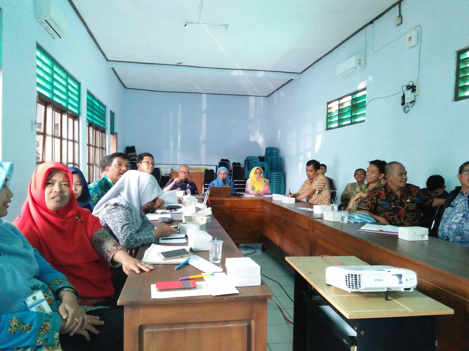 Input Data Statistik Sektoral Kecamatan Ditarget Selesai Awal Juli