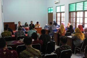 Dinkominfo Kabupaten Purworejo Selenggarakan Sosialisasi Penyusunan Daftar Informasi Publik