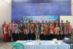 Diseminasi Kelompok Informasi Masyarakat Desa, Pembuatan Website PPID Desa sebagai Alternatif Mengenalkan Desa Kepada Dunia Luar