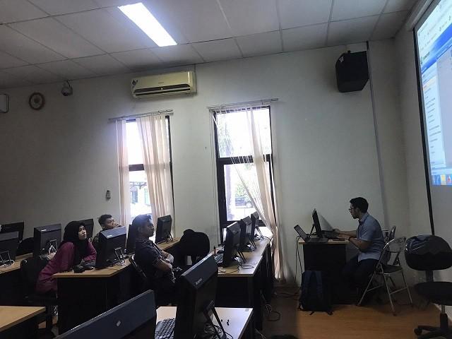 Dinas Kominfo Ikuti Pelatihan Keamanan Jaringan Informasi
