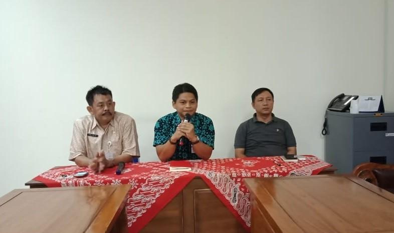 Pisah Sambut, Kabid KIP Dinkominfo Alih Tugas