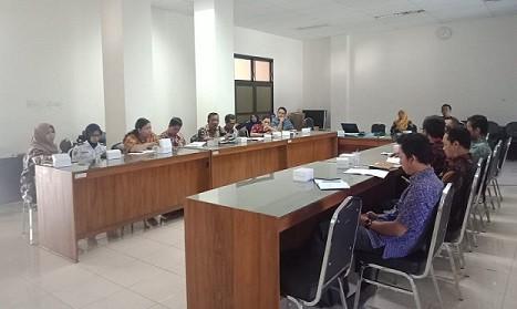 Rapat Koordinasi Statistik Sektoral Kab. Purworejo