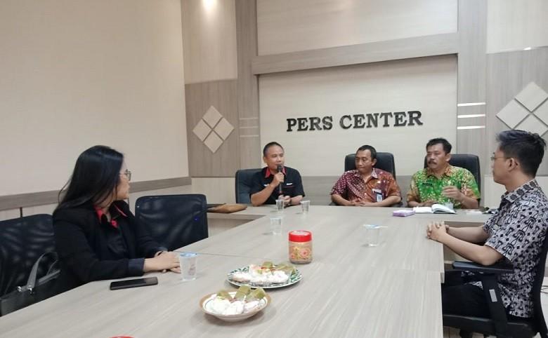 Diskominfo Purworejo Ikuti Technical Meeting Jurnalistik Dari MNC TV Biro Jogja