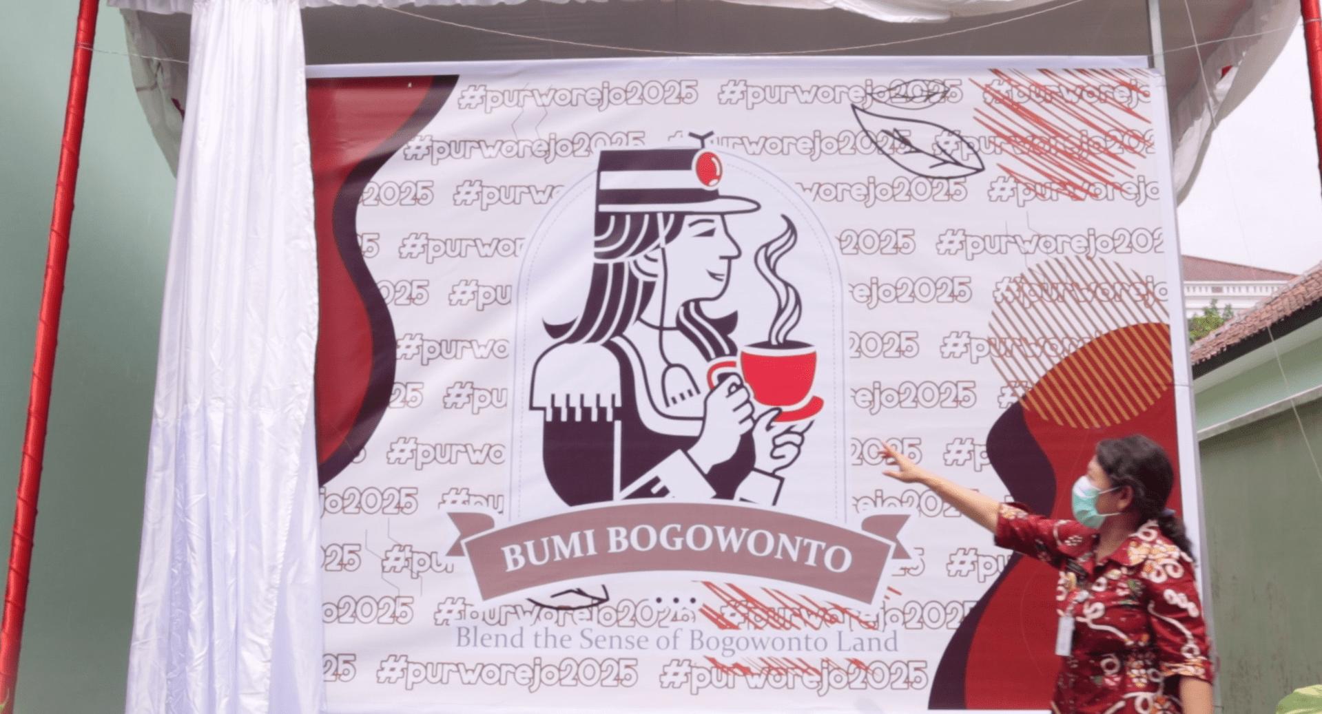 PJs Bupati Purworejo Launching Logo dan Tagline Kopi Purworejo