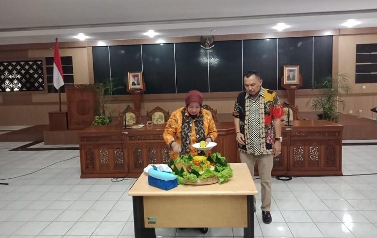 Wakil Bupati Purworejo Adakan Perayaan Ulang Tahun Sekaligus Doa Bersama Keberangkatan Haji