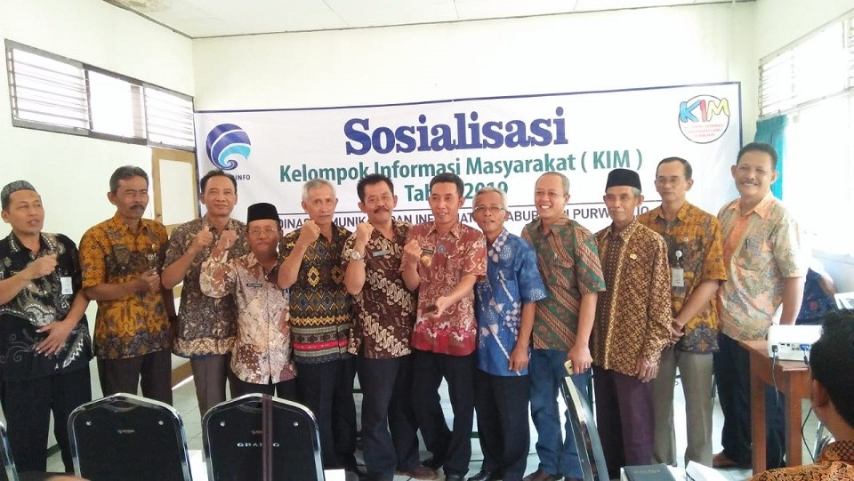 Pelaksanaan Sosialisasi KIM di Kecamatan Grabag Sukses Digelar