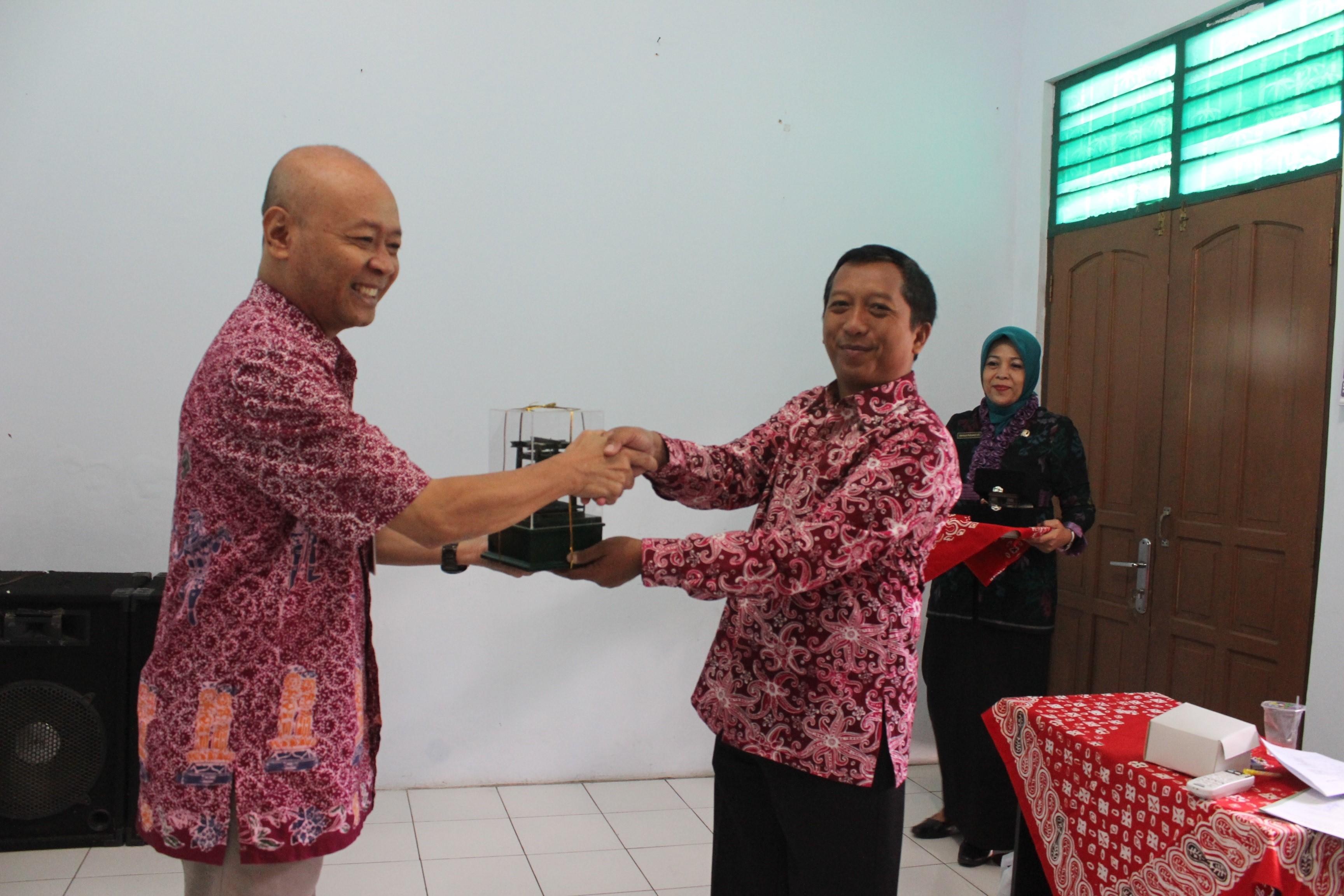 Komisi A DPRD Kabupaten Kediri Kunjungi Diskominfo Purworejo