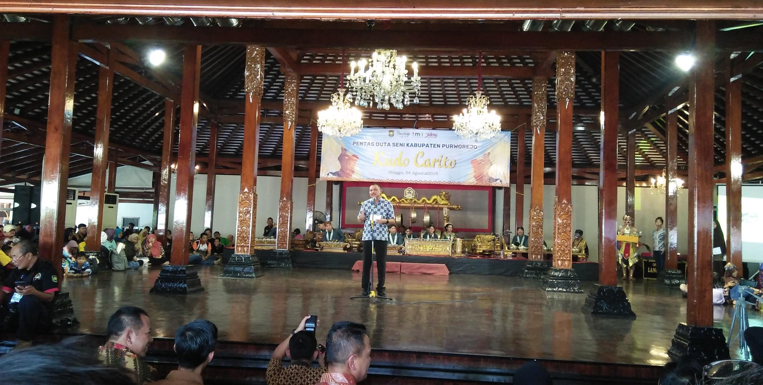 Pagelaran Seni Budaya, Kenalkan Wisata Purworejo