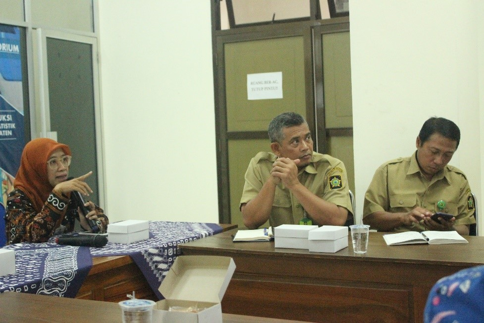 Terkait Keterbukaan Informasi Publik dan Statistik Sektoral, Dinkominfo Kulonprogo Studi Banding ke Kabupaten Purworejo
