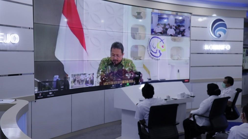 Progres Pelaksanaan Perpres No. 79 Tahun 2019 dan Pengamanan Pesisir Pantai Utara Jawa Tengah