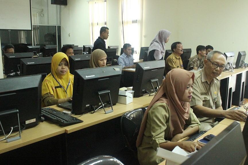 Prakom Kecamatan Lakukan Pembaruan Informasi Publik