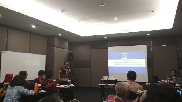 Dinas Kominfo Ikuti Evaluasi Reformasi Birokrasi