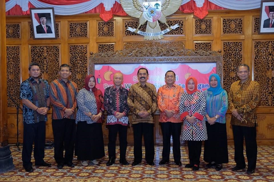 Diskominfo Kabupaten Purworejo Ikuti Bintek Keamanan Informasi dan Persandian Se Jawa Tengah